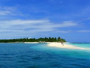 A beautiful paradise in Leyte: Kalanggaman Island