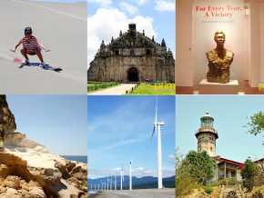6 Places to See in Ilocos Norte this June