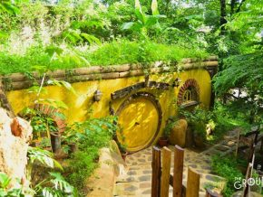The Grounds Resort in Antipolo: Live like a Hobbit