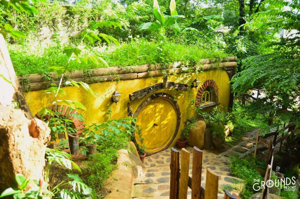 The Grounds Resort In Antipolo Live Like A Hobbit