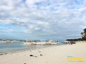 Alona Beach in Panglao, Bohol: A One-Stop Spot for Activities and Revelry