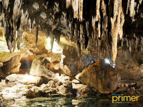 Hinagdanan Cave in Dauis, Bohol is an Underground Wonder of Nature