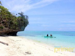 Anda Beach in Bohol