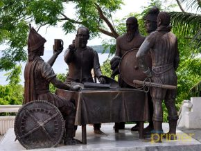 The Blood Compact Shrine in Bohol: An Immortal Piece of Philippine History