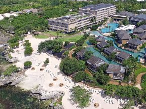 Be Grand Resort in Panglao Island, Bohol
