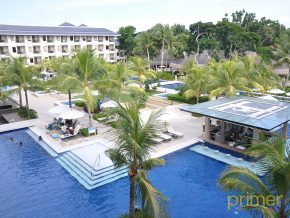 Hennan Resort Alona Beach in Panglao Island, Bohol