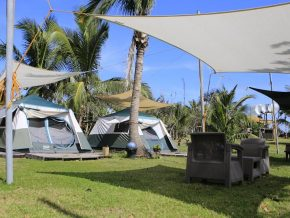 Easy Adventure in Baler: Experience glamping under the stars at night and surf by day