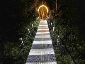 New Night Trail in Masungi Georeserve: Things You Only See After-dark