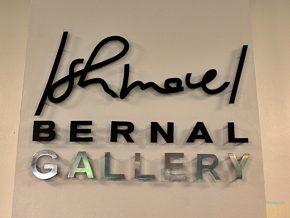 Ishmael Bernal Gallery in UP Diliman: Time Travel in Film