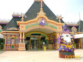 Enchanted Kingdom in Laguna: An adventure land for children and adults