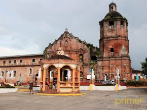 St John the Baptist Parish Church in Liliw, Laguna