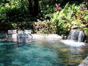 Hidden Valley Springs in Alaminos, Laguna