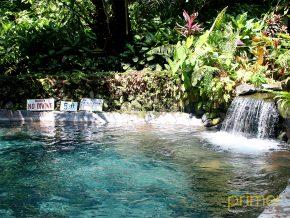 Hidden Valley Springs in Alaminos, Laguna