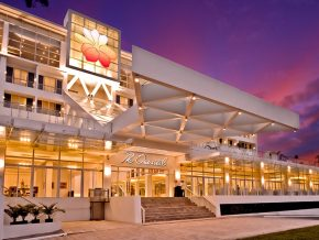 The Oriental Hotel in Albay, Bicol
