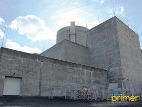 Bataan's Nuclear Power Plant