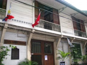 Bahay Nakpil-Bautista in Quiapo: Home of the Filipino warriors