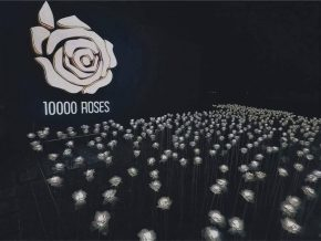 10,000 Roses Cafe in Cebu