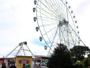 Sky Ranch in Tagaytay: Adding Excitement to the City