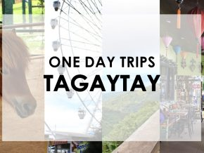 One Day Guide to Tagaytay City, the 2nd Summer Capital of PH