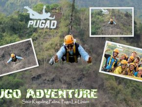 Pugad Pugo Adventure in La Union: Zip lines, ATV and more