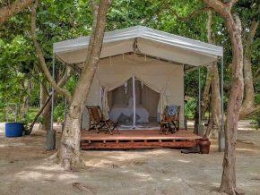 Royal Glamping at Anguib Beach Club in Sta. Ana, Cagayan