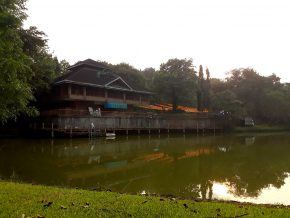 Canyon Woods Resort & Club in Laurel, Batangas