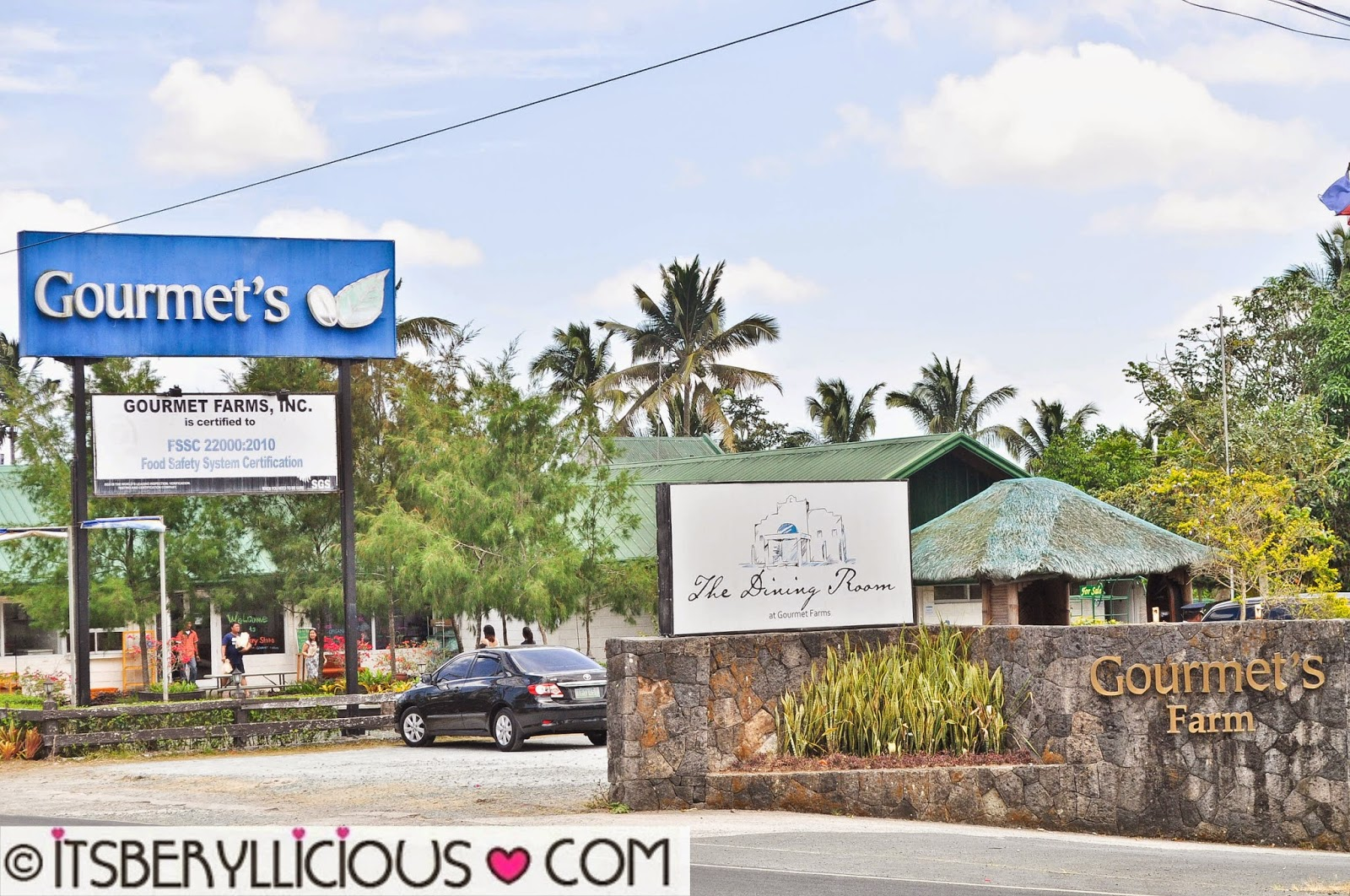 Gourmet Farms In Silang Cavite
