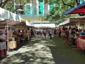 Weekend Markets in Metro Manila