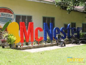McNester in Guimaras Islands