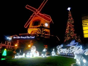 Christmas Village in Crosswinds Tagaytay