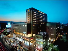 JAPAN TRAVEL: Hotel Nikko in Kumamoto City