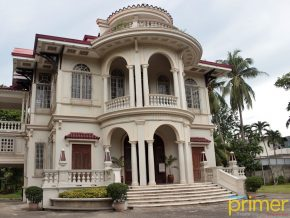 Molo Mansion in Iloilo