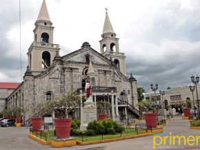 Jaro Cathedral in Iloilo: 'Male church' of the city