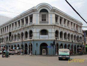 Calle Real in Iloilo City