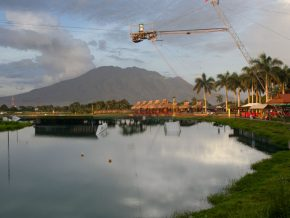 Camsur Watersports Complex in Cadlan, Pili, Camarines Sur