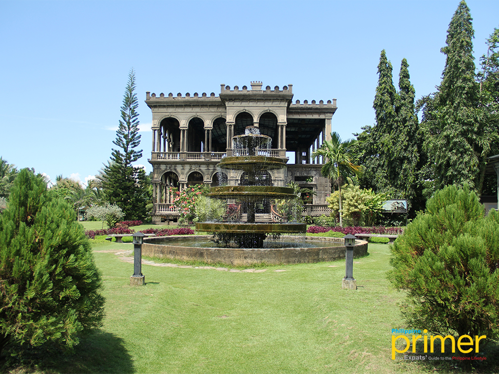 The Ruins In Bacolod City Philippine Primer