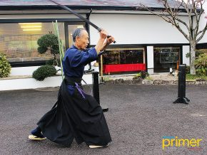 Cutler Sanshu in Gifu, Japan: A Trip to the World of Samurai Swords