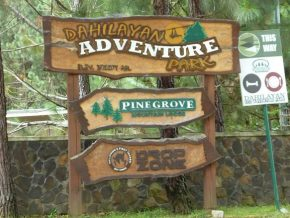 Dahilayan Adventure Park in Bukidnon