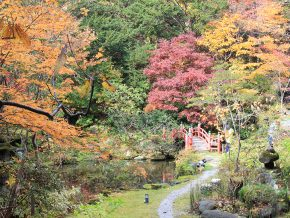 Takinoya in Noboribetsu, Japan