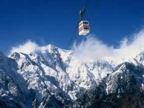 Shinhotaka Ropeway: A Cloud 9 Experience in Takayama City, Japan