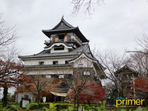JAPAN TRAVEL: Inuyama Castle Stands as the Oldest in Japan