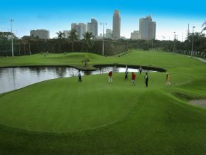 Club Intramuros Golf Course: A historic recreational site in Intramuros