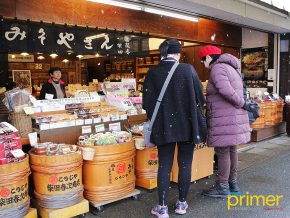 Miyagawa Morning Market Tour: A Walk along the Streets of Hida-Takayama