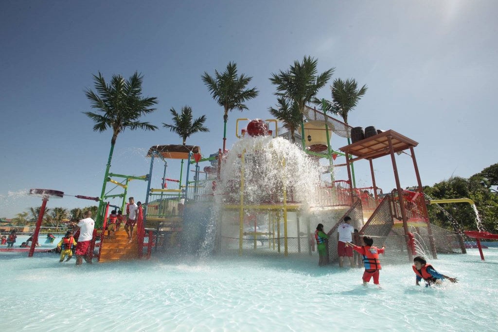 Aqua Planet In Pampanga Has Over 25 Slide And Water
