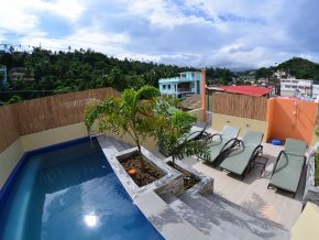 Papa Fred's Beach Resort in Puerto Galera