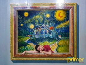 Art in Island in Quezon City: Where paintings come to life