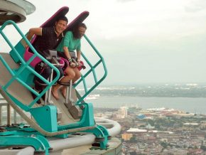 Sky Experience Adventure in Cebu: Most extreme city activity that should be on your bucket list!