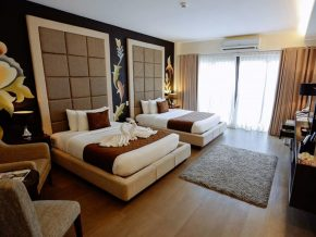 Segara Suites in Subic: Romantic Asian-inspired accommodation