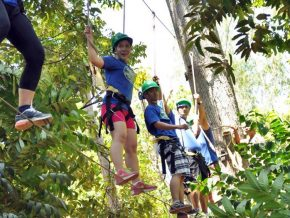 JEST Camp in Subic: Fun survival training and more