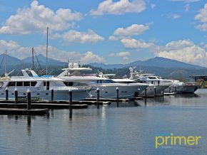 Subic Bay Yacht Club: Fancy recreation in Subic within reach